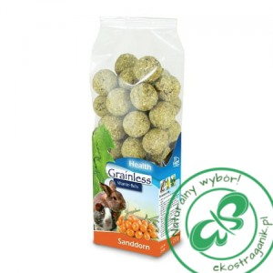 JR Farm Grainless Health Vitamin Balls Kulki Rokitnik zwyczajny 150g