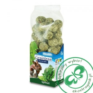 JR Farm Grainless Health Vitamin Balls Kulki Szpinak 150g