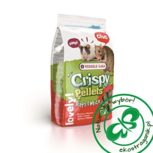 Versele Laga Crispy Pellets Rat & Mice 1kg
