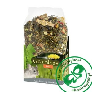 JR FARM Grainless Mix 650g dla szynszyli