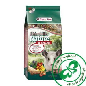 Versele Laga Nature Chinchilla ReBalance 700g
